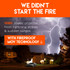 Fireproof MOV keeps your house from burning down if there's a big power surge