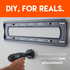 Includes a drill saw attachment to make precision holes in your dry wall