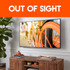 Cord hider makes your living room look sweet