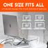 "Fits all standard size laptops like a 15"" macbook pro"