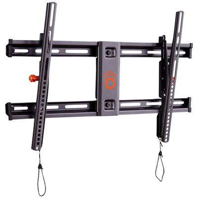 Low Profile tilt tv mount, Ideal to mount your tv above the fireplace