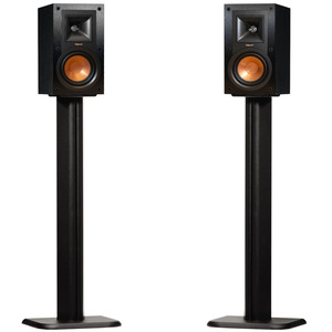 Echogear Bookshelf speaker stands sold in pair