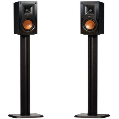 Echogear Bookshelf speaker stands sold in pair