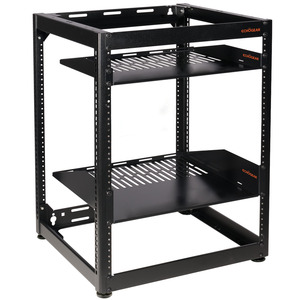 Open frame server rack 15U