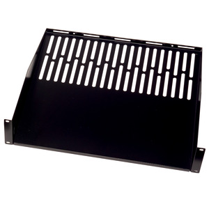 "19"" Universal 1U Vented Rack Shelf - EGAV-PRAS1U"