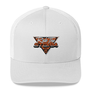 Ride The Storm Trucker Cap