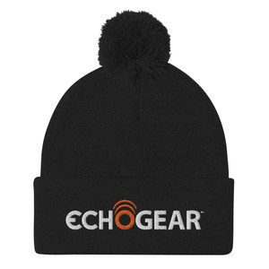 Echogear Puff Ball Winter Hat