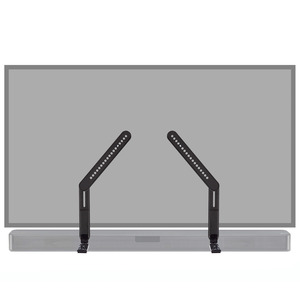 Universal soundbar mount
