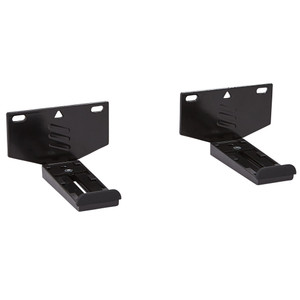 Wall mounted shelf for soundbars
