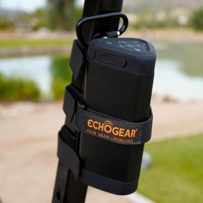 Portable speaker mount