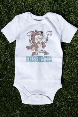 Berserker Baby Bodysuit