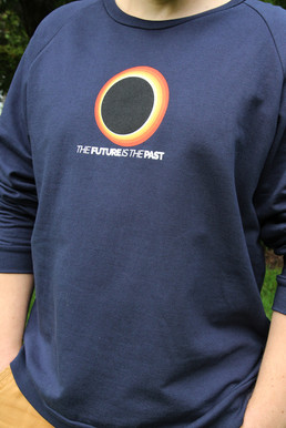 Red Ice Eclipse Organic Fleece Sweatshirt