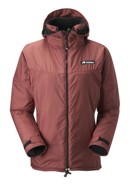 Ladies Alpine Jacket Deep Russet
