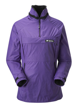 Ladies Mountain Shirt Purple