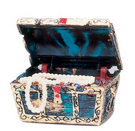 Penn-Plax Treasure Chest - Mini