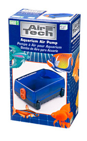 Penn Plax Air-tech Aquarium Air Pump Up to 55 gallons