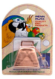 Penn Plax Large Copper Parrot Bell