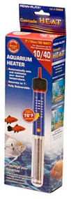 Penn Plax Cascade Preset Submersible Aquarium Heater 50-Watt 7""