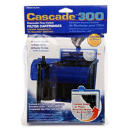 Penn Plax Cascade 300 GPH Filter Cartridges 3-Pack