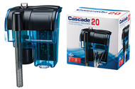 Penn Plax Cascade Hang on Filter 20 - 20 GPH - Up to 7 Gallon Tanks