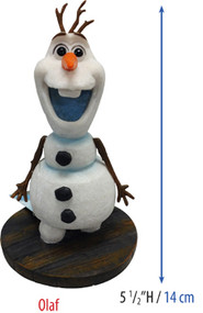 Penn-Plax Olaf Frozen Aquarium Decoration