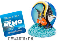 Penn Plax Finding Nemo and Gil 3 in. Aquarium Ornament