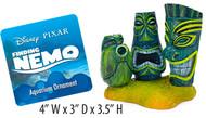 Penn-Plax Tiki from Nemo Disney Pixar Aquarium Ornament
