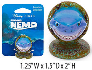 Penn Plax Finding Nemo Mini Bruce Aquarium Ornament