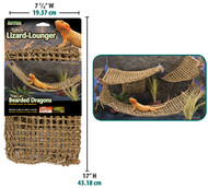 "Penn-Plax X-Large Lizard Lounger 29 x 7"" Hammock"