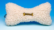 Penn Plax Fleece Bone Pet Toy 9-Inch