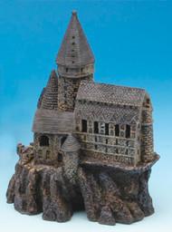 Penn-Plax Magic Wizard's Castle Ornament Medium