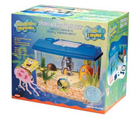 Penn-Plax SpongeBob Square Tank Aquarium Kit