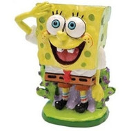 Penn Plax SpongeBob Mini Resin Aquarium Ornament