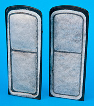 Penn Plax Prism Aquarium Replacement Cartridges - 2 pack