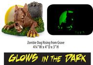 Penn Plax Zombie Werewolf Aquarium Ornament