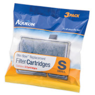 Aqueon Mini Bow Filter Cartridge For 1 & 2.5 & 5.0