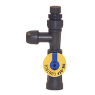 Aqueon Water Flow Control Valve Assembly