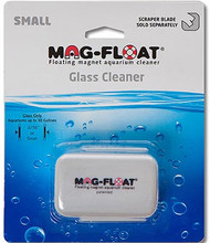 Mag Float Small Gray Glass Cleaner Up to 30 gallons