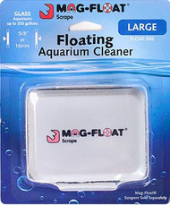 Mag Float Large Glass Aquarium Cleaner Up to 350 Gallons