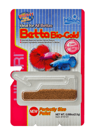 Hikari Betta Bio-Gold Baby Pellets 0.088 oz/2.5g