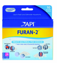 API Furan-2 10pk Powder Packets