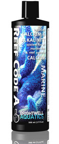 Brightwell Aquatics Reef Code A Liquid Salt Water Conditioners 8.45-Ounce