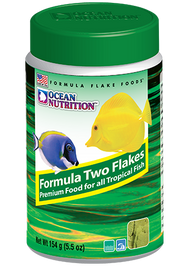 Ocean Nutrition Food Formula 2 Flake 5.5 oz