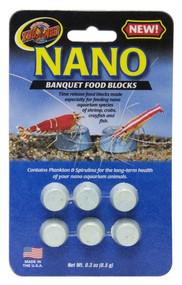 Zoo Med Nano Banquet Block Mini 0.3 oz