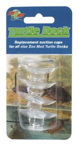 Zoo Med Turtle Dock Replacement Suction Cups 4ct