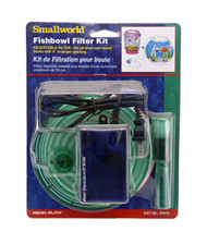 Penn Plax Smallworld Fishbowl Filter Kit