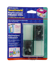 Penn Plax Small World replacement filter cartridge for FC1