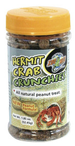 Zoo Med Hermit Crab Peanut Crunchies 1.85-Ounce