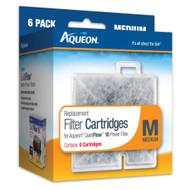 Aqueon Replacement Filter Cartridge Medium 6pk