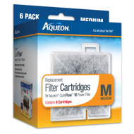 Aqueon Replacement Filter Cartridge Medium 6pk